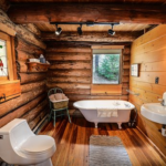 家のトイレやお風呂場にミミズのような虫がいる