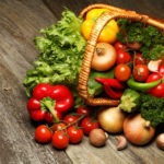 野菜とミミズと土の関係