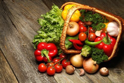 ミミズ 野菜 土