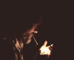 タバコ ニコチン ミミズ